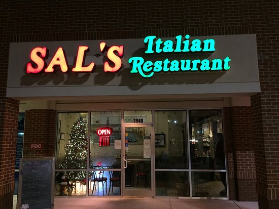 Sal S Italian Restaurant Roanoke Va