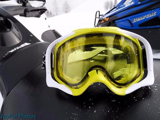 Panorama, Канада: Ski Googles