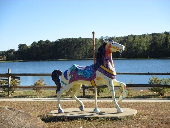Meridian, MS: Horse