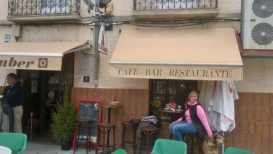 Torremanzanas, Spain: Disfrutando con mi niña