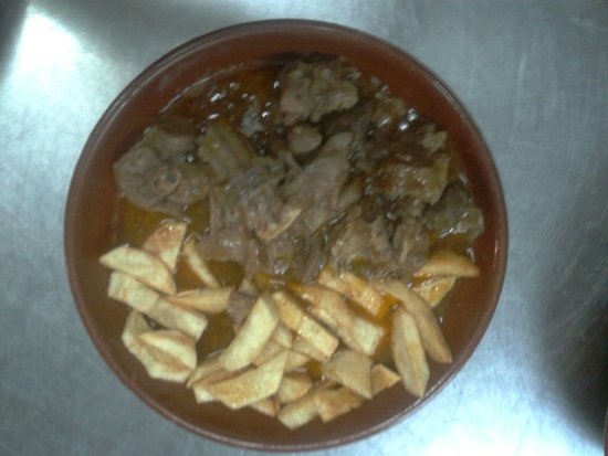 Los Navalucillos, España: Restaurante Casa Rural Valle Del Chorro