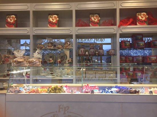 Busca, إيطاليا: Fagiolo