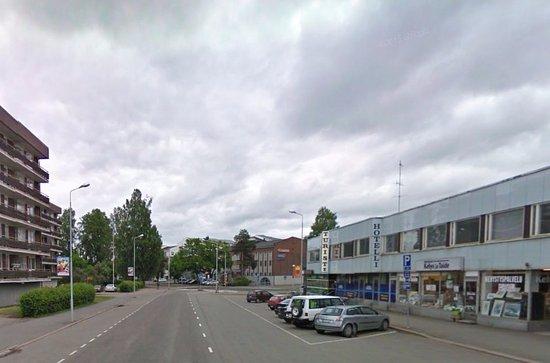 Kouvola, Finlandia: 60-luvun laatikkoarkkitehtuuria