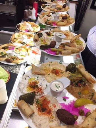 Rotana Cafe Lebanese Restaurant Dublin