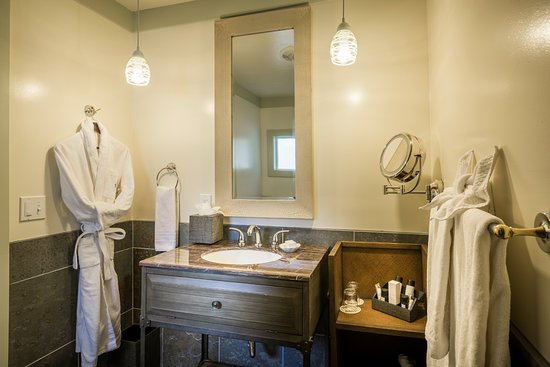 Little River, Kalifornien: Heritage House Guest Bathroom