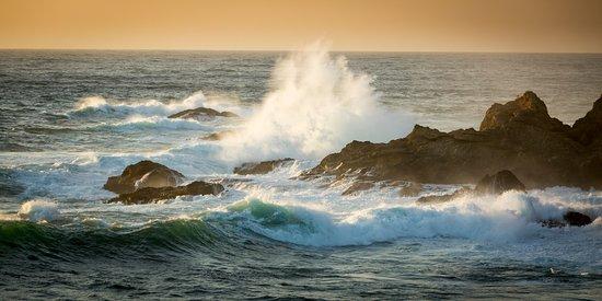 Little River, CA: Ocean Views