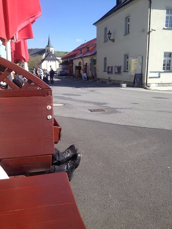 Bozi Dar, Republika Czeska: Günter Schänke Terrasse