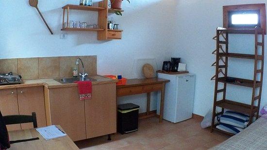 Tiagua, Spanien: Keuken