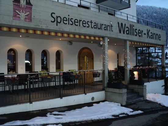 Fiesch in Valais, Switzerland: Wintermärchen