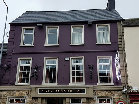 ‪‪Belturbet‬, أيرلندا: Seven Horseshoes Hotel‬