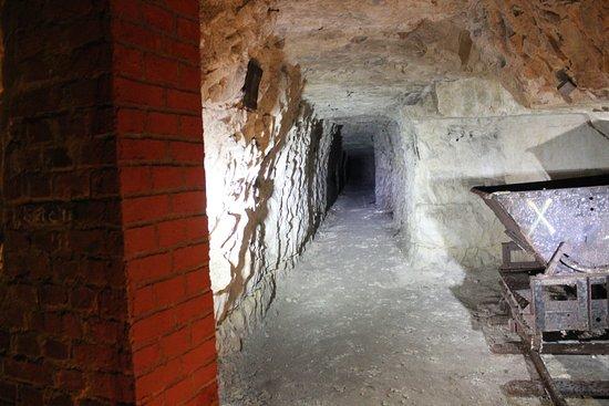Arras, France: L'un des tunnels