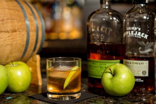 Drawing Room: AppleJack Cocktail