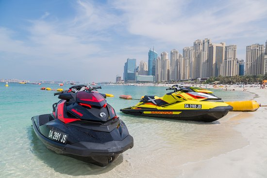 Jet Skiing in Dubai   Things to do with Kids in Dubai