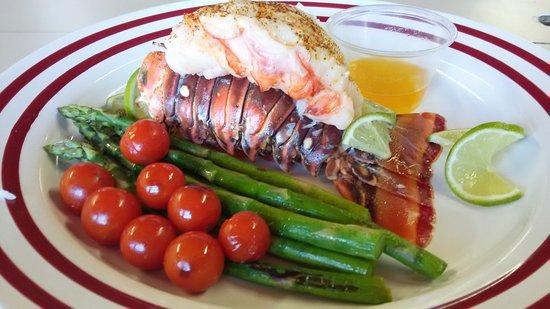 Mountain Home, AR : Lobster available Friday-Sunday!