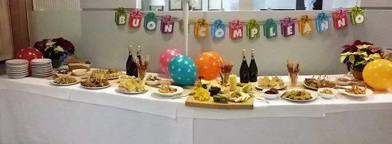 Gozzano, Italia: per festeggiare un compleanno