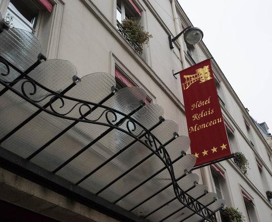 Hotel relais monceau paris france voir les tarifs 26 for Hotel a prix bas