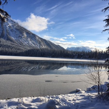 Emerald Lake Lodge: Emerald Lake