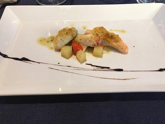 Борго-Сан-Лоренца, Италия: La Degusteria da Angelo