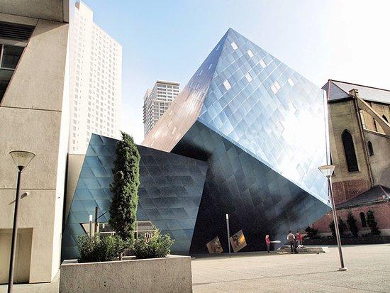 Contemporary Jewish Museum: музей