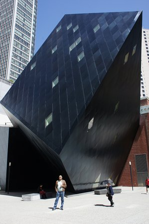 Photo of Tourist Attraction Contemporary Jewish Museum at 736 Mission St, San Francisco, CA 94103, United States