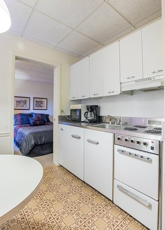 East Greenville, PA: Extended Stay Kitchenette