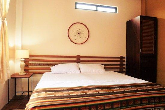 La K-leta de Dona Yoly  Guest House : Habitacion Apt Viento