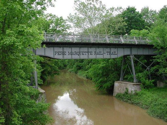 Midland, MI: Pere Marquette Rail Trail