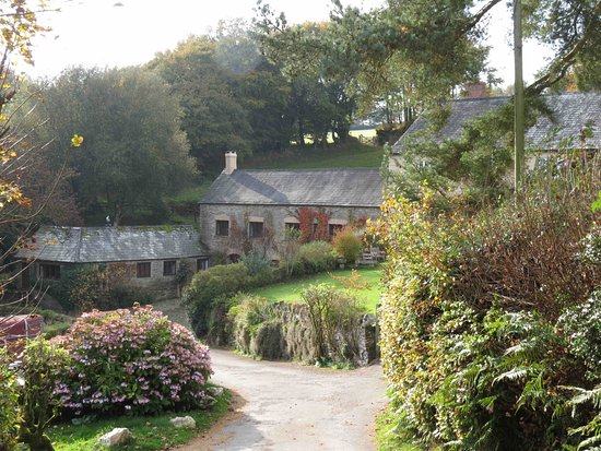 Wheddon Cross, UK: Cutthorne Holiday Cottages