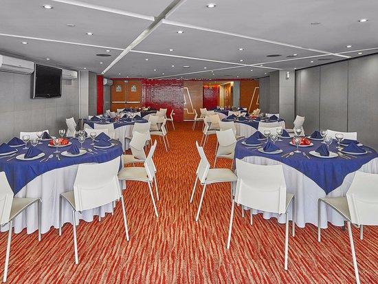 City Express Ciudad de México Alameda: Puedes realizar eventos en nuestros cómodos salones.
