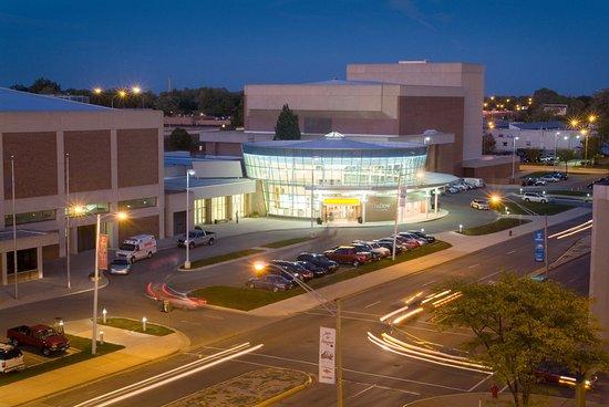 Saginaw, MI: The Dow Event Center