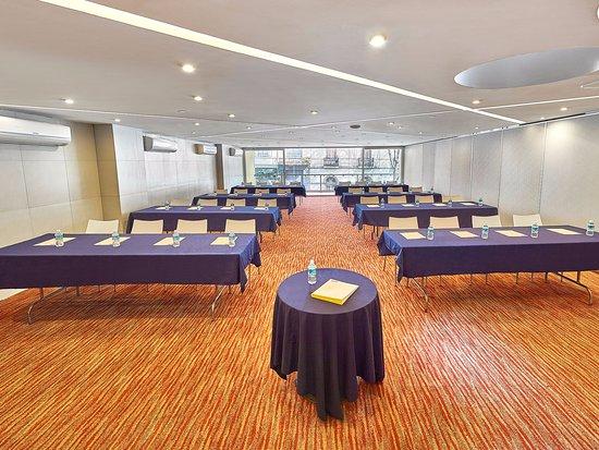 City Express Ciudad de Mexico Alameda: Puedes realizar eventos ejecutivos en nuestros cómodos salones.