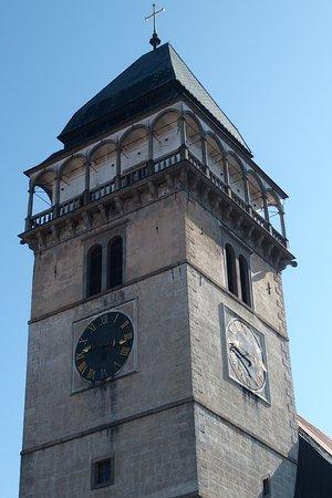 Church of St. Lawrence (Sv. Vavrince) : Vrchol vyhlídkové věže