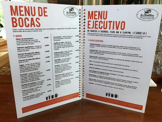 Santa Ana, Costa Rica: They have a nice selection within their menu of a variety of small plates.