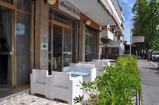 Hotel Villa Marcolini Cattolica Italie Voir Les