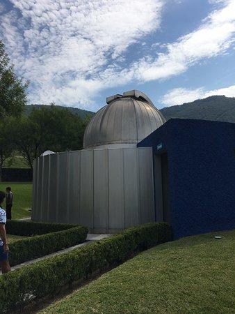 San Pedro Garza Garcia, Μεξικό: Observatory dome