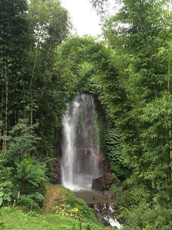 Munduk, Indonesien: Водопад