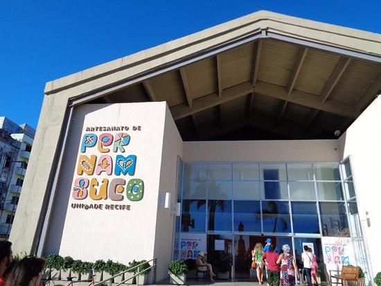 Centro de Artesanato de Pernambuco Unidade Recife