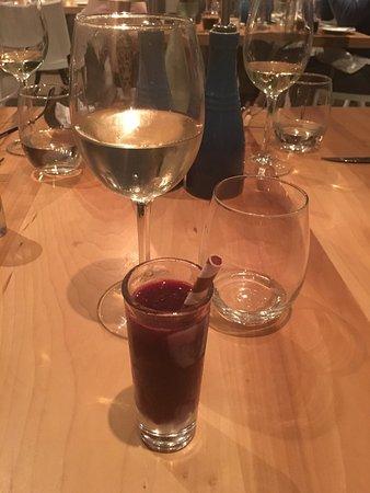 Noordhoek, África do Sul: The best taste menu ever