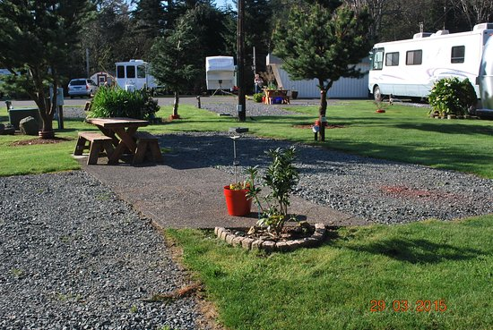Port Orford, OR: Site