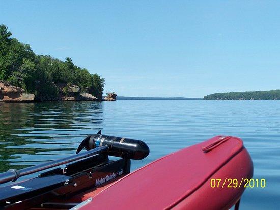 Apalachicola, FL: Boating Apostle Islands National Lakeshore
