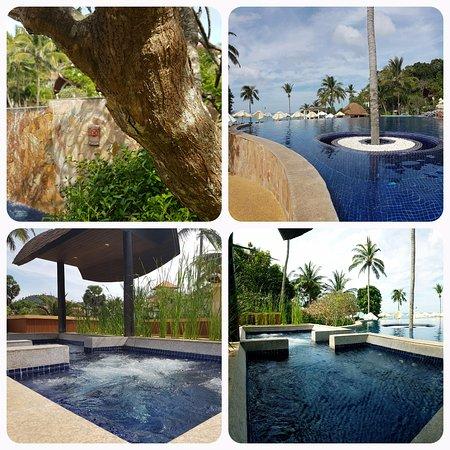 Rawi Warin Resort & Spa: La piscine