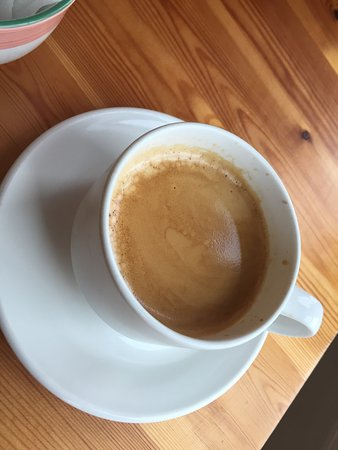 Bexhill-on-Sea, UK: Coffee