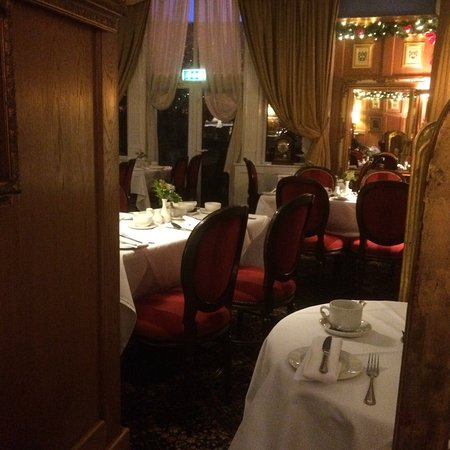 Drogheda, Irlanda: Breakfast room