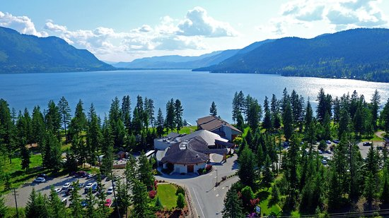 Chase, Canada: Beautiful location in the heart of the Shuswap!