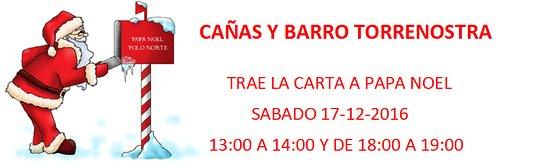 Torreblanca, España: Navidad Cañas y Barro Torrenostra
