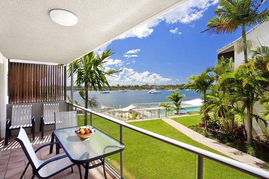 Noosa Shores Resort: Long weekend isn't long enough