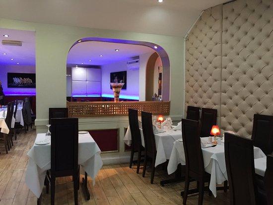 Sheen, UK: Dining Area
