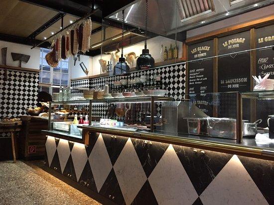 Widder Hotel: Frühstücksbuffet