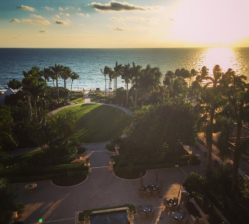 The Ritz-Carlton Key Biscayne, Miami: View from room 649