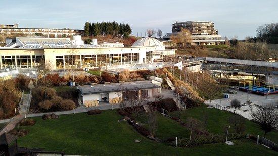 Stegersbach, Austria: Thermenblick